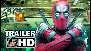 DEADPOOL 2 Official Trailer #5 (2018) Ryan Reynolds Marvel Superhero Movie HD