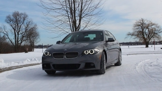 2013 BMW 535i Review! | Why Is It So Heavy?