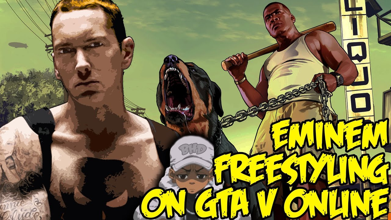 Eminem not ever starring in grand theft auto the movie nude (19 photos), Is a cute Celebrites fotos