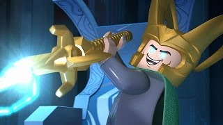 Assault, Off-Asgard! Ep 5 | LEGO Marvel Maximum Overload thumbnail