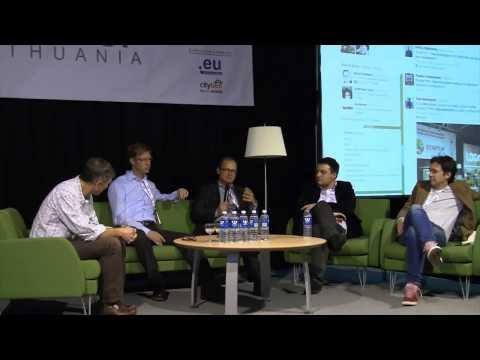 Investors panel @ Login Startup Fair 2013