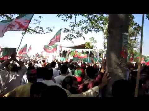 PTI dharna song (Abdul Haq Haleem)