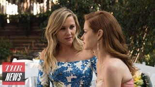 'Grey's Anatomy': How Jessica Capshaw and Sarah Drew Were Written Out | THR News