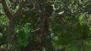 Discovering Ardipithecus 3D Animation