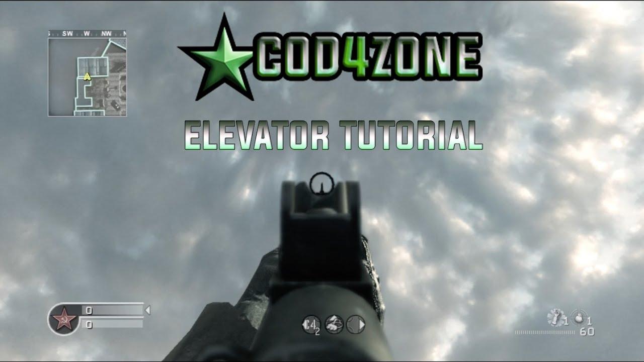 Cod4 Sprint Elevator