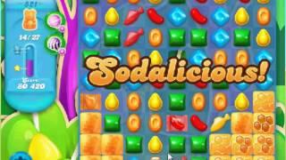 Candy Crush Soda Saga level 521