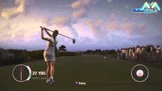 Tiger Woods PGA Tour 2014 : PS3 Gameplay HD
