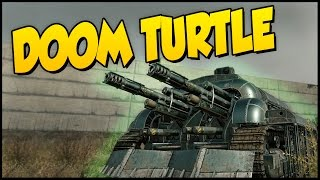 Crossout ➤ DOOM TURTLE! - Know Your Enemy - Twin 100s [Crossout Gameplay]