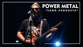 Power Metal - Sang Pendusta ( Live at Jogjarockarta 2017 ) Official HD