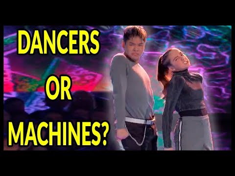 Top 7 DANCE MOMENTS on WORLD TALENT SHOWS in 2018