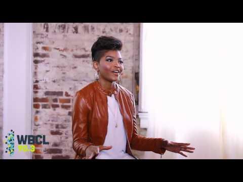 Jasmine Murray on letting God Lead Your Life
