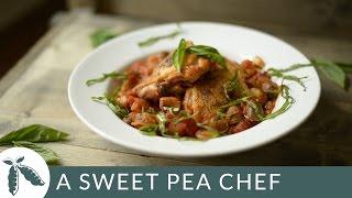 Chicken Cacciatore | A Sweet Pea Chef