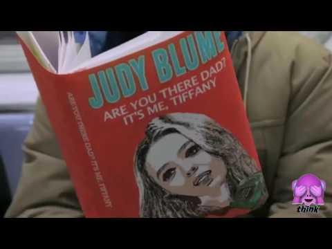 Think - Fake Books on Subway: UNPRESIDENTED EDITION