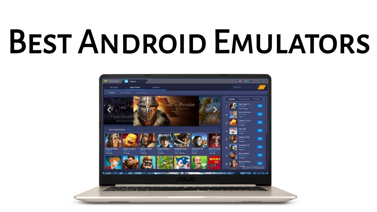 5 Best Android Emulators For Windows 10 PC 2019