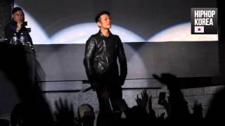 Beenzino (빈지노) - Jackson Pollock D*ck (Live in San Francisco) [Dec 5, 2015]