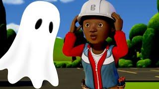 Боб строитель⭐🛠 Призрак строителя ⭐🛠мультфильм для детей | мультфильм для детей