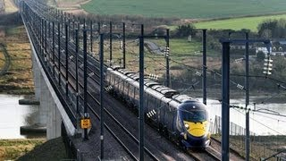 Newsdesk Live: HS2: who are the winners and losers of new high-speed railway links?
