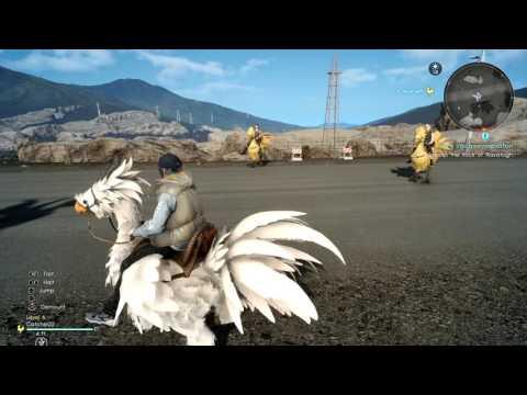 Let's Play Final Fantasy XV Ep 35