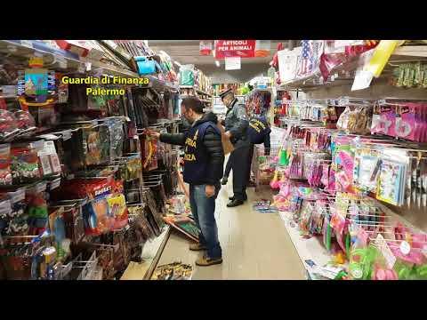 Palermo, Guardia di Finanza sequestra 210 mila giocattoli pericolosi