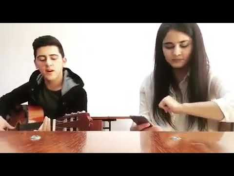 Asiq-Canan gitarada. SUPER