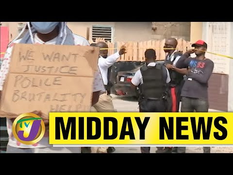 OUTRAGE in Kingston 11 | Spike in Jamaica's Covid-19 Cases | TVJ News