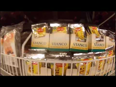 Grocery Shopping in Hanoi, Vietnam