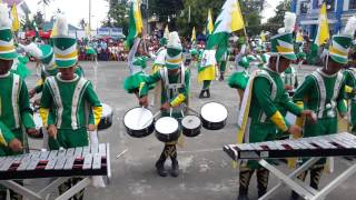 Download lagu Bulusan National High School Champion in 2016 Drum&Lyre Competition