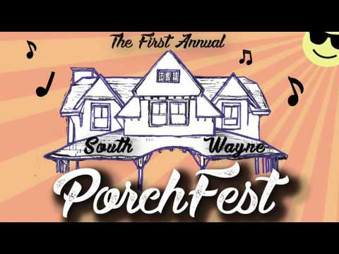 "John McKee - ""I only have eyes for you"" (Song 01) PorchFest 2017"