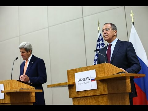 Sergey Lavrov - John Kerry press conference | Пресс-конференция С.Лаврова и Дж.Керри