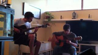 Go with the flow - Giovanni Allevi - cover by Rico & Marco