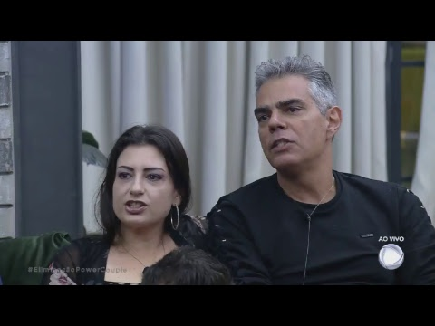 Power Couple Online | Junno Andrade faz esquenta para o dia de eliminação