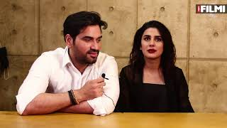 Rapid Fire with Humayun and Kubra - A VeryFilmi Exclusive