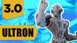 Disney Infinity 3.0: Ultron Gameplay and Skills