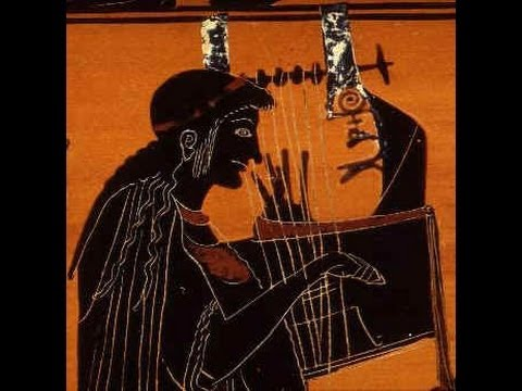 Instruments - Music of Ancient Greece