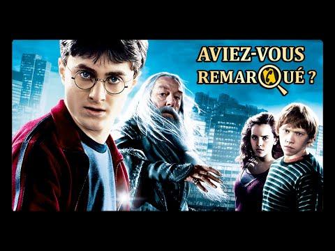 Harry Potter et le Prince de Sang-Mêlé - Aviez-vous Remarqué ? Allociné streaming vf