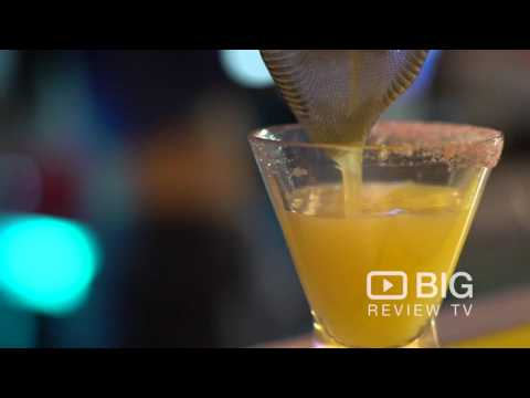 Alumbra Bar and Night Club in Melbourne VIC offering Cocktail Drinks, Burgers and Beer