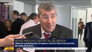 Baixar Arquivo Distrital de Braga - Porto Canal