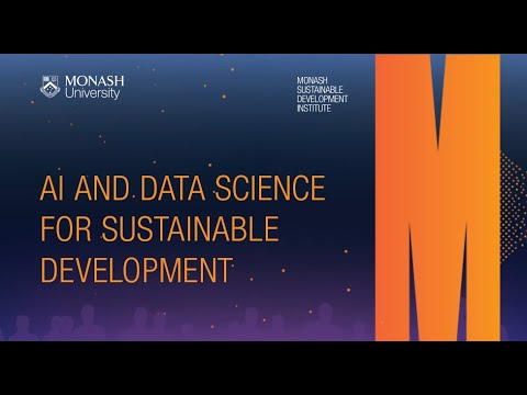 AI and Data Science for Sustainable Development