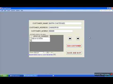 Petrol Pump Management Software Part 1