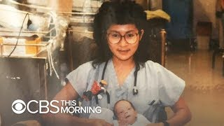Doctor becomes colleagues with nurse who cared for him in NICU