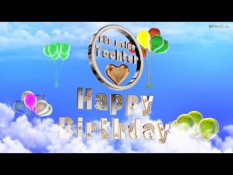 Pin Von Youtube Jasmin Auf Geburtstag In 2020 Geburtstagszitat