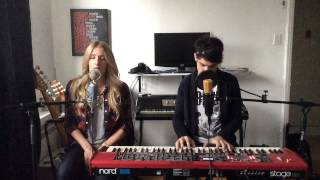 Through the Dark (One Direction Cover) by Mariève Proulx and Eric Charland