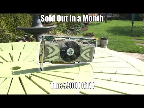 "Nvidia's Last ""GTO"" Graphics Card - Why Was It So Popular?"