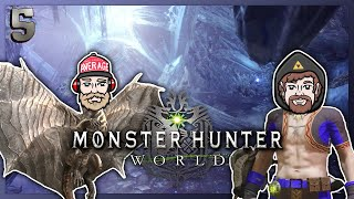 The Boys go monster hunting! (some more)
