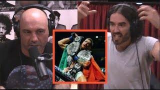 Joe Rogan & Russell Brand Discuss Conor McGregor