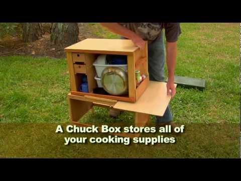 Ultimate Camping Chuck Box