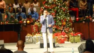 Smokie Norful - Part 1 - Powerful Worship Medley