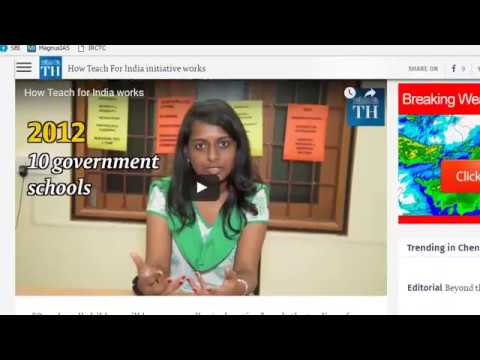 Analysis of the Essay Paper in Civil Services Exam- Topic-Education