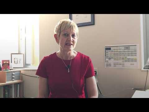 National Volunteers Week - Prof Nancy Fontaine, Chief Nurse, message
