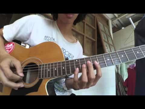 Tutorial gitar Last child - Diary depresi
